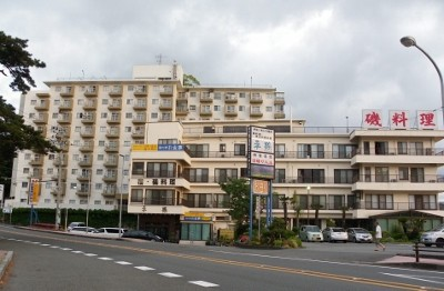 旅館:平鶴(4,5年連続で利用しています)