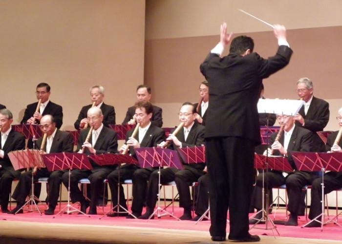 指揮者:清水 蓬山先生