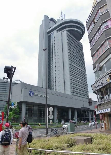 文京区シビックタワー