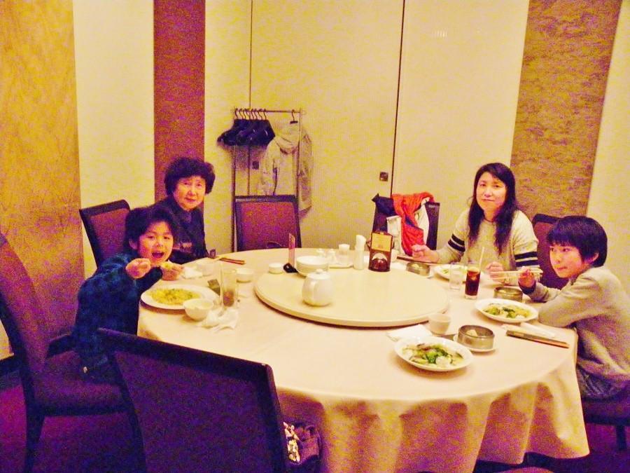 中華料理店:煌蘭