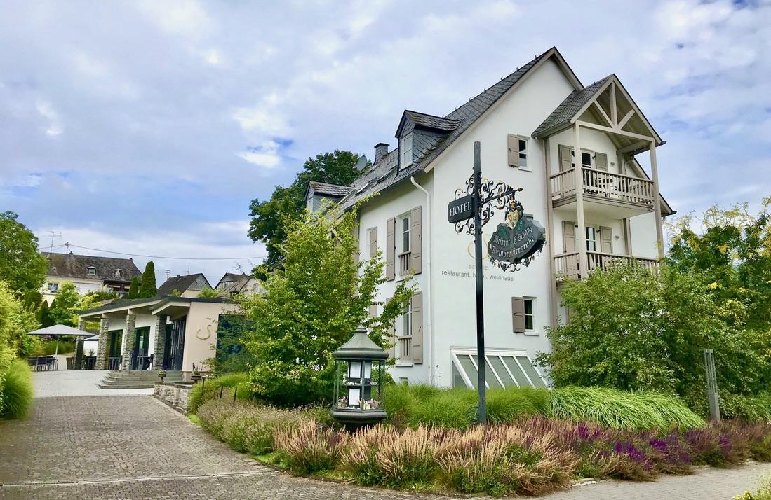 schanz.restaurant.hotel in Piesport an der Mosel