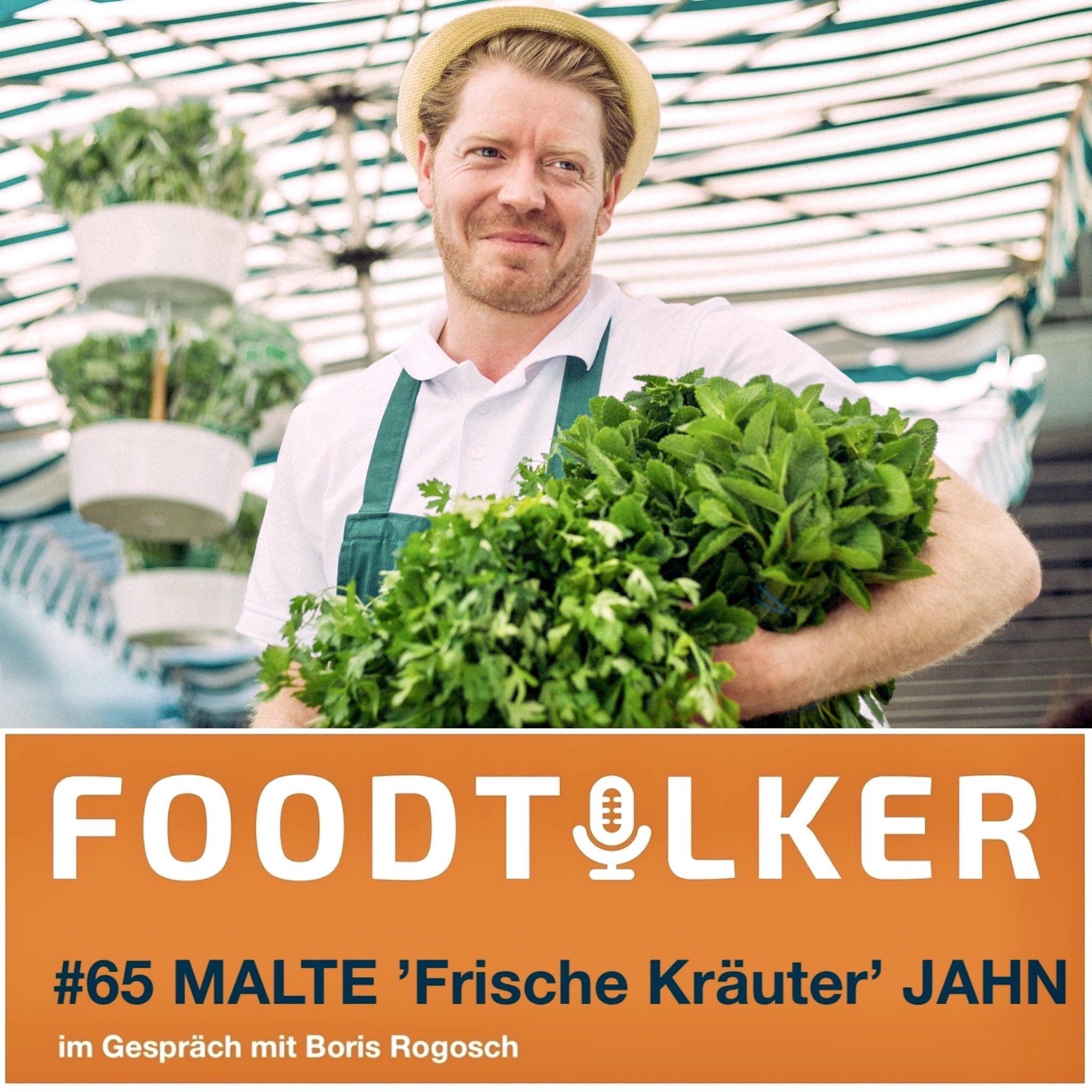 Malte 'Frische Kräuter' Jahn
