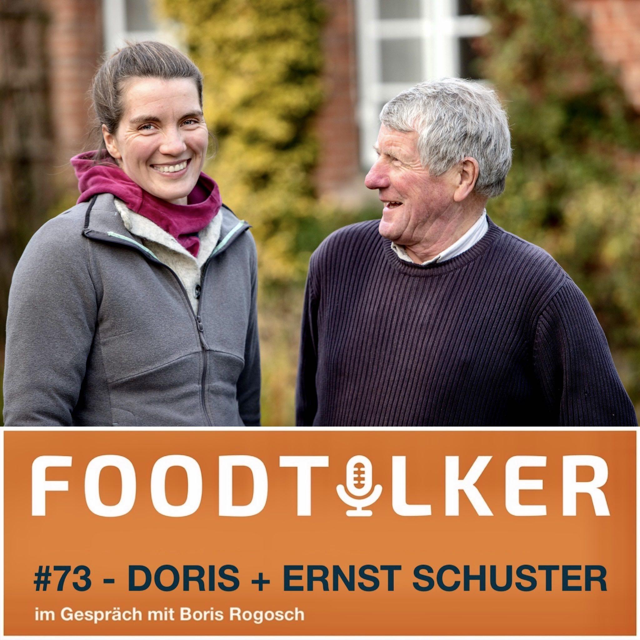 Doris + Ernst Schuster*