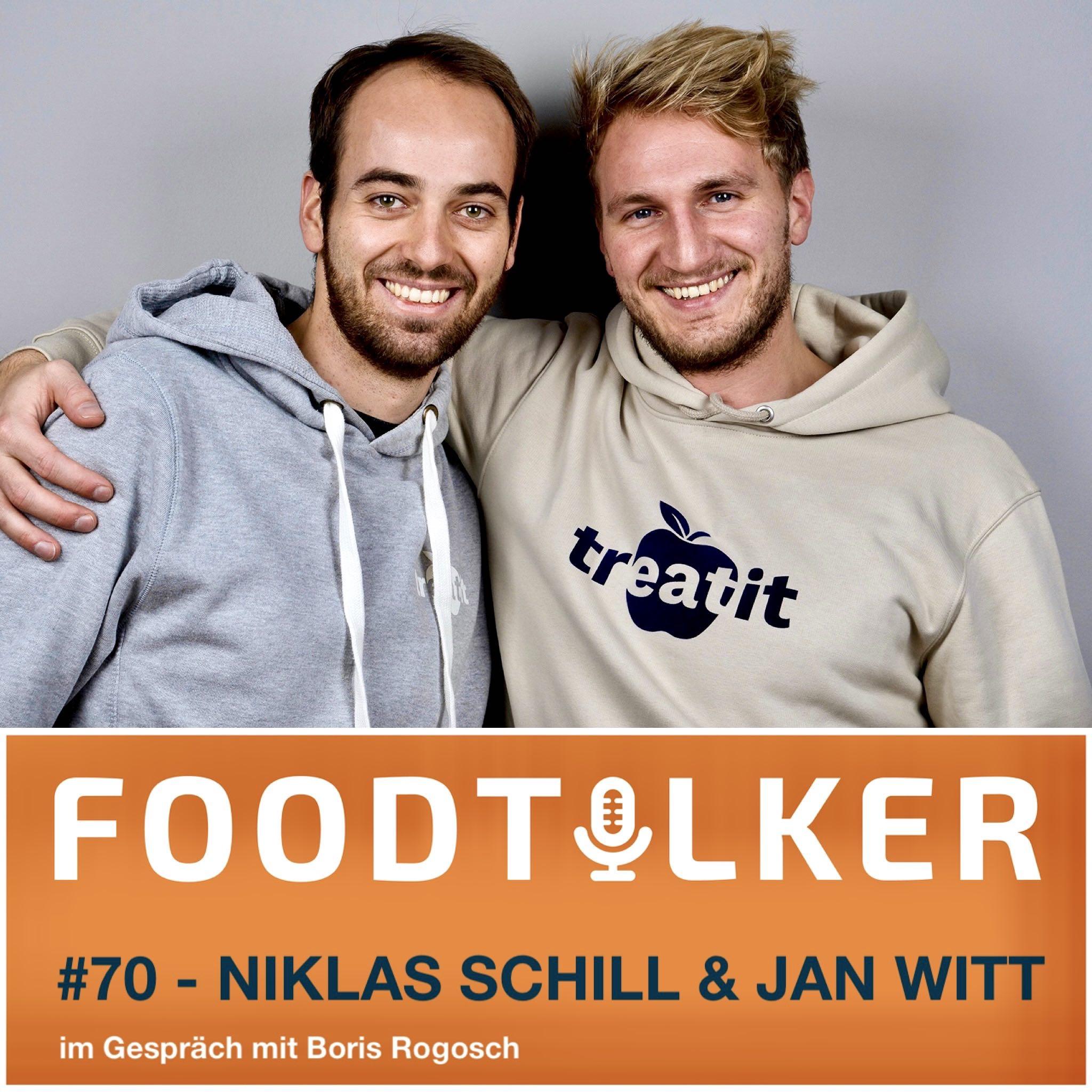 Niklas Schill & Jan Witt - Treat it