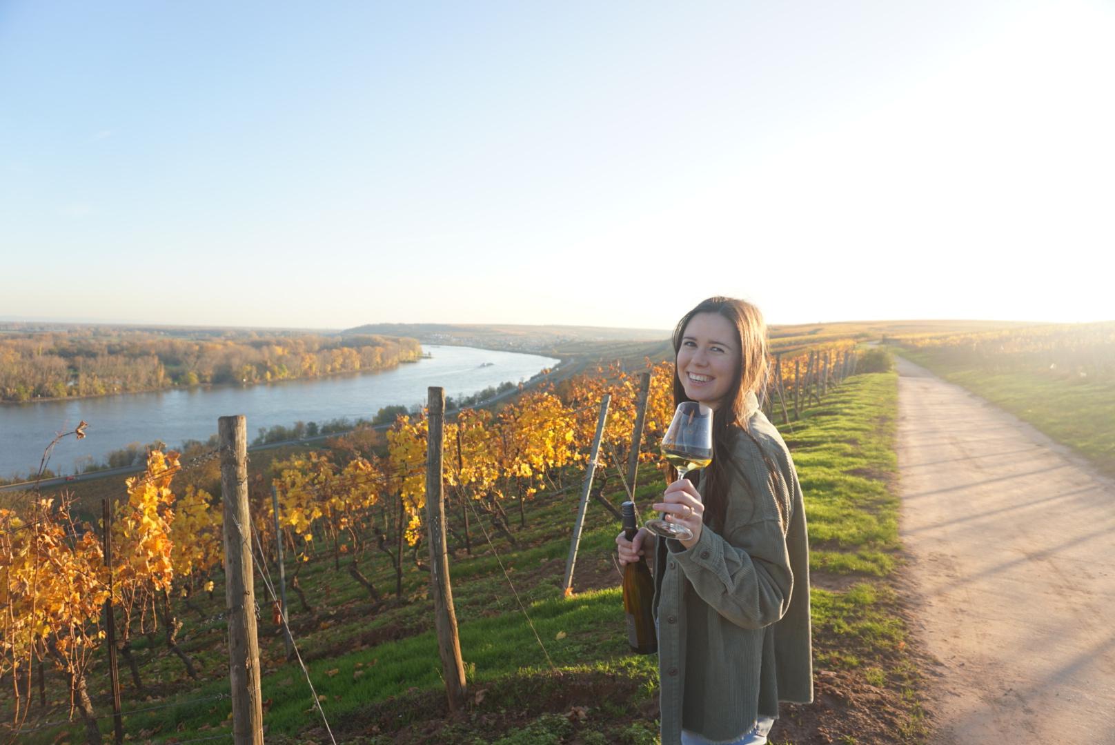 Franziska Gröhl - Rheinhessische Weinprinzessin