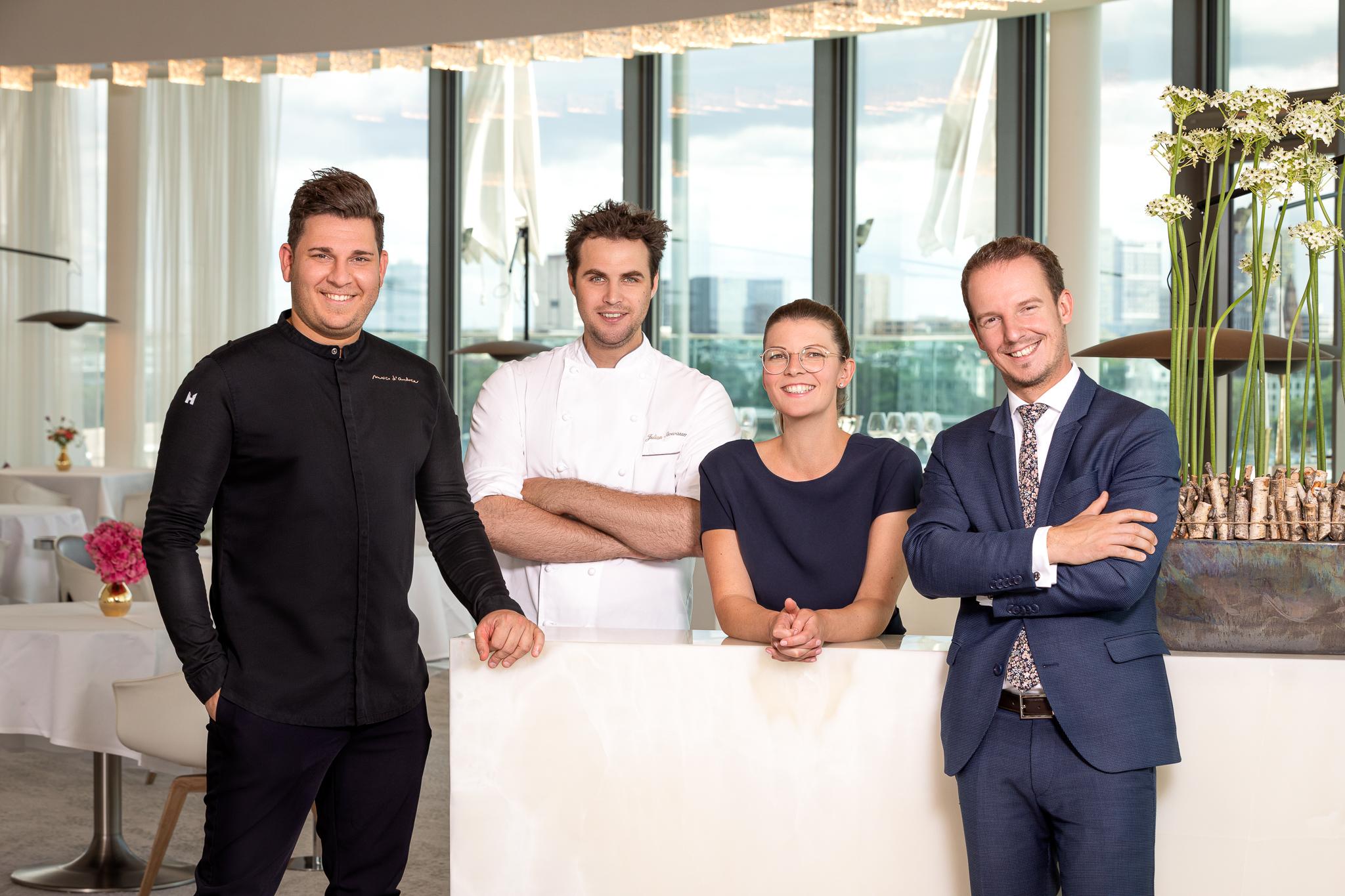The Fontenay - Lakeside Restaurant - Marco D'Andrea - Julian Stowasser - Stefanie Hehn - Michel Buder