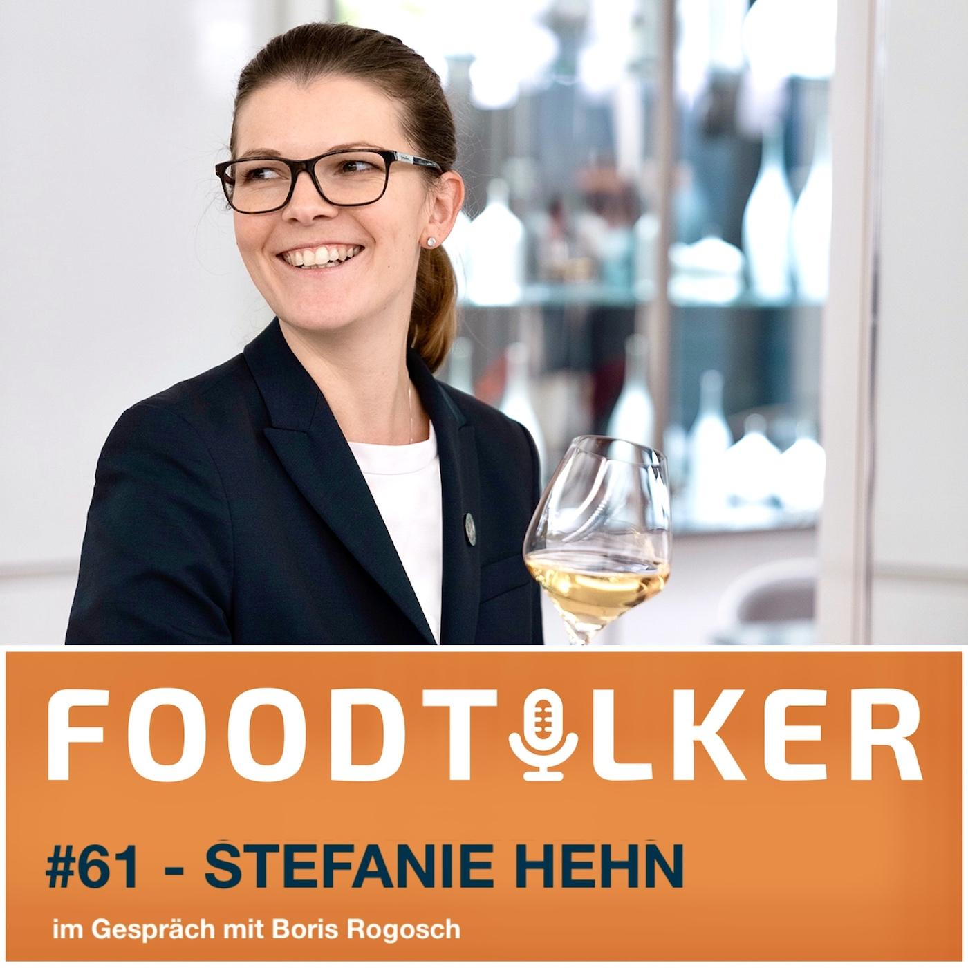 Stefanie Hehn - Chef Sommelière - The Fontenay