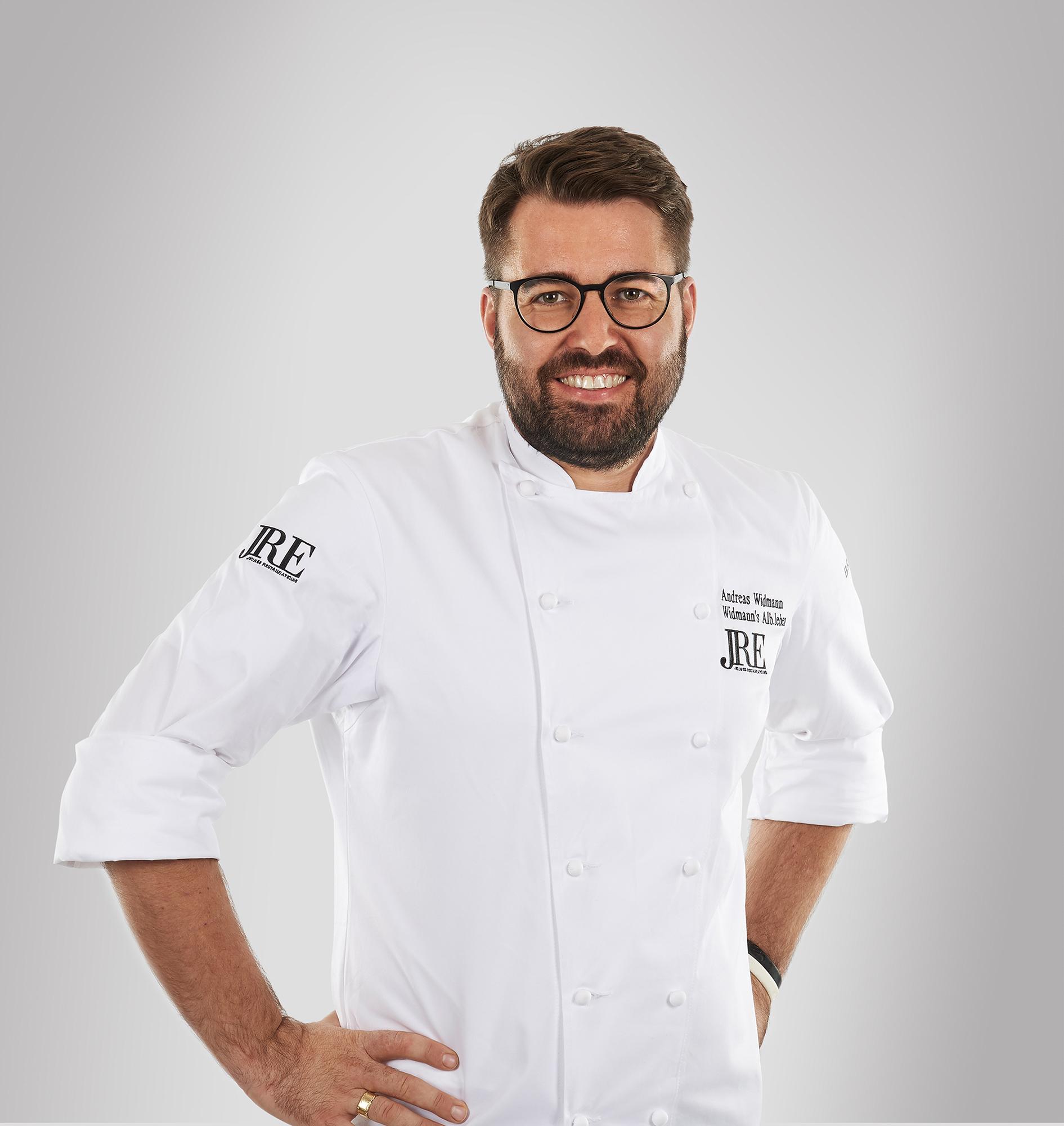 Andreas Widmann - Sternekoch und Gastronom