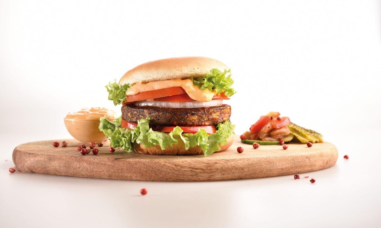 LOTAO Green Burger (Bratling)
