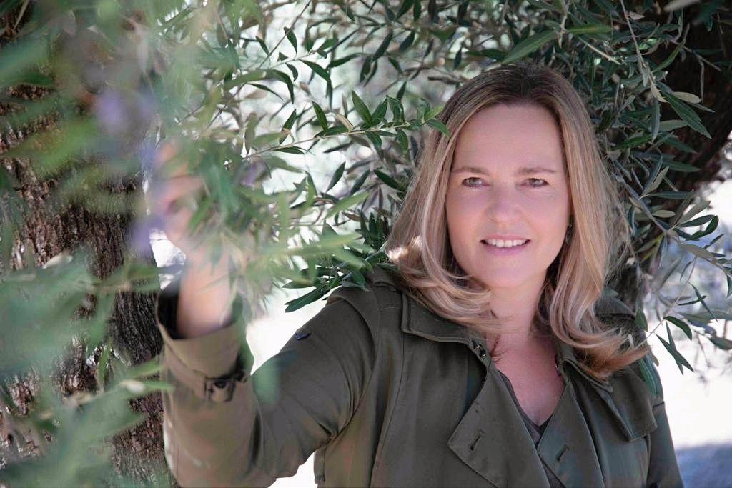 Kerstin Barduhn, Die Olivenölexpertin, mit dem richtigen Riecher für erstklassige Olivenöle