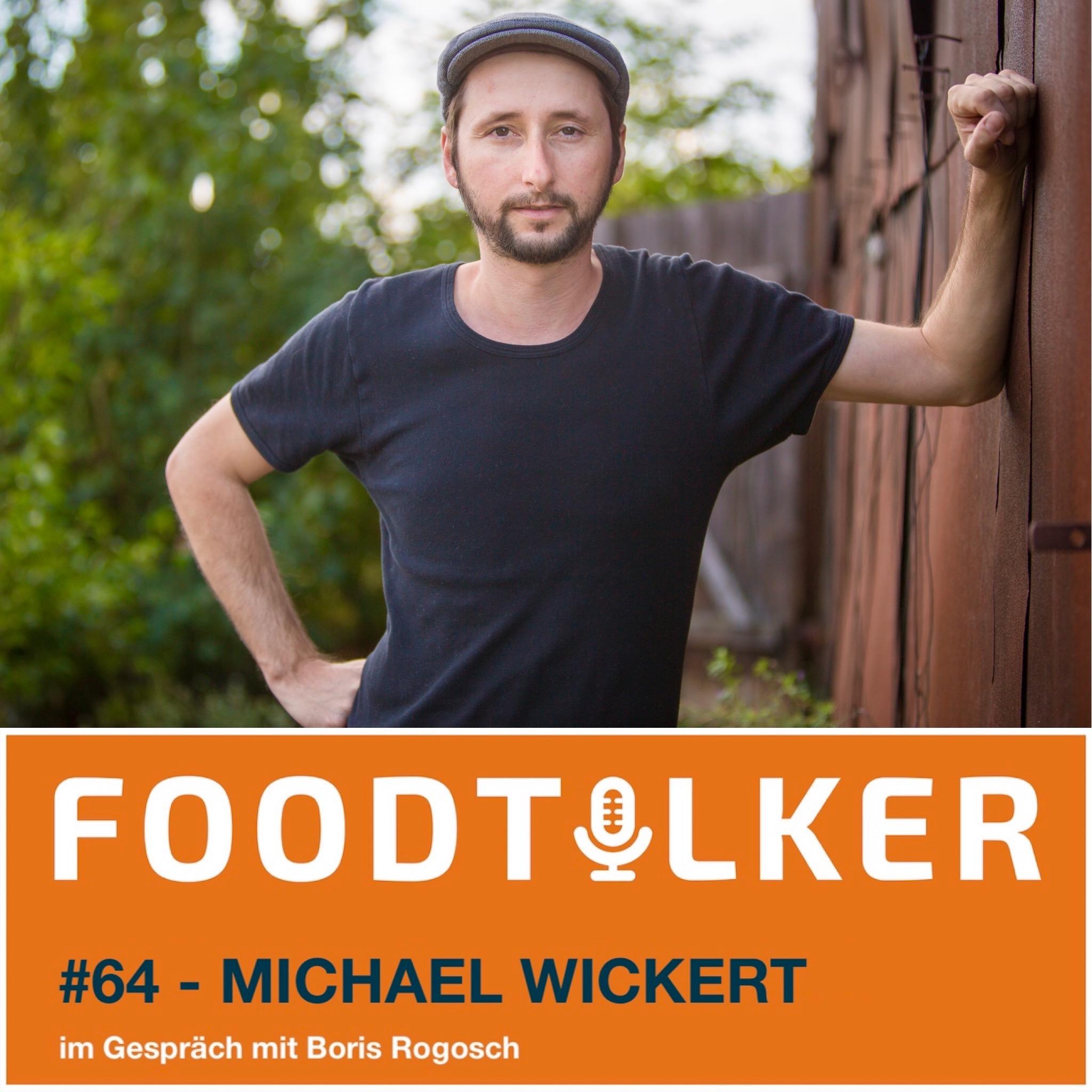 Michael Wickert - Glut & Späne**