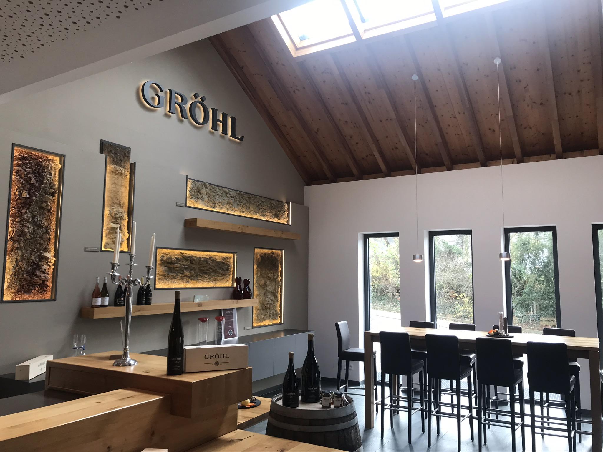 Vinothek - Weingut Eckehart Gröhl