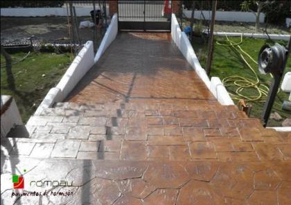 beton imprime Brive-la-Gaillarde