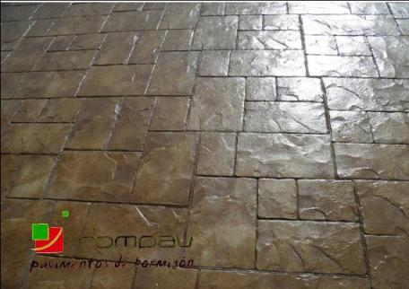 beton imprime france Clermont-Ferrand