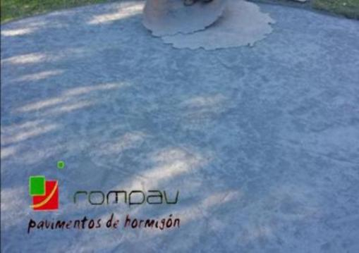 beton imprime roche