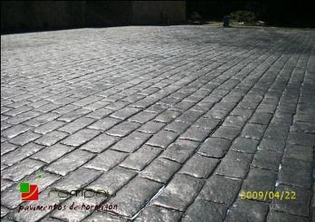 beton impime prix