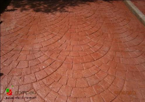 beton imprime marseille, lyon, bordeaux