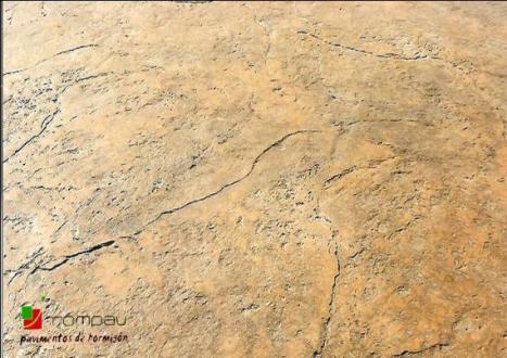 beton imprime roche france Bayona