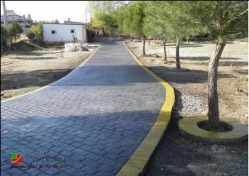 beton imprime burdeos