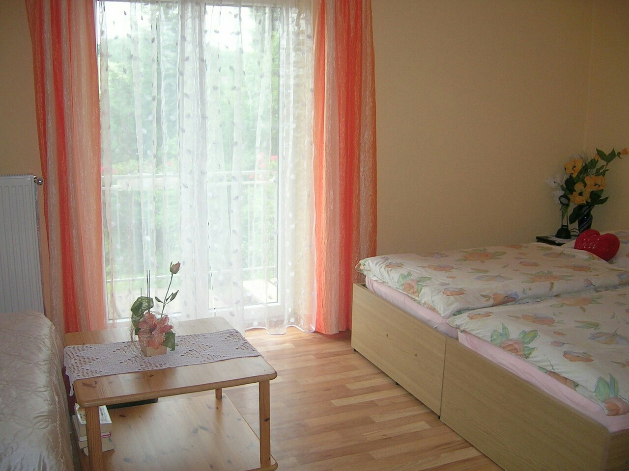Schlafzimmer / Doppelzimmer
