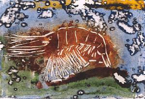 Wasser, 1998, 20x30