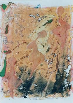 Afrika I, 1996, 50x60