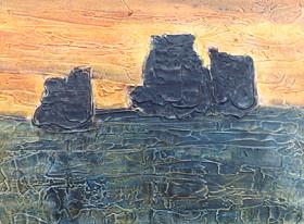 Eisgang III, 203, 30x40