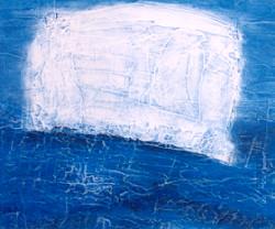 Eisgang I, 2003, 24x30