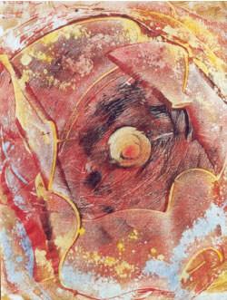 Zeitschleuse, 2001, 30x40