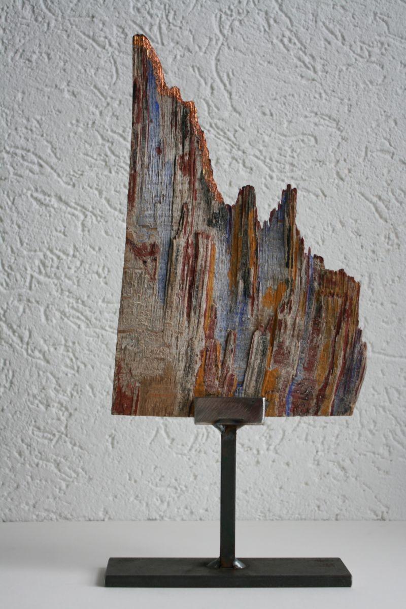 baumkleid-objekt, 2016, 38 H