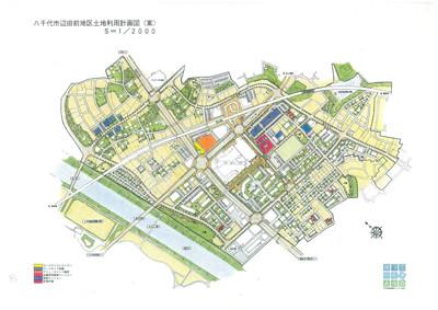 八千代辺田前地区土地利用計画