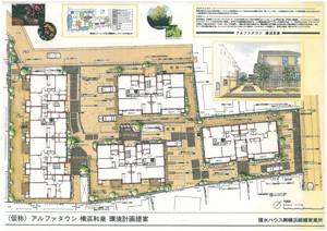 横浜和泉環境計画図案