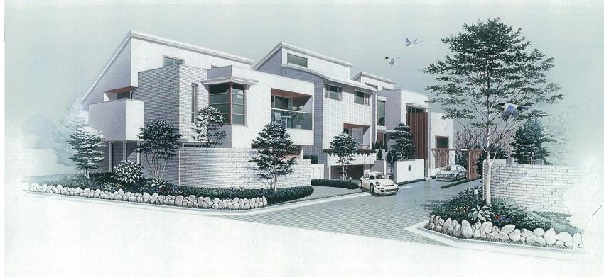 S社 瀬田戸建分譲計画