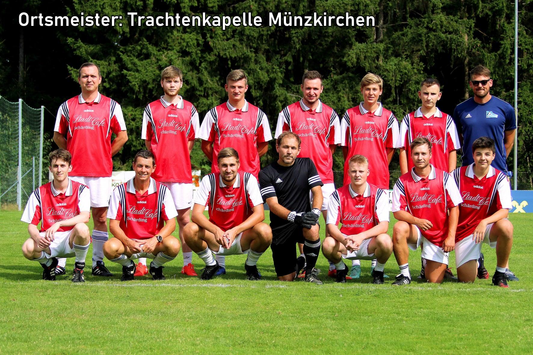 Zeltfest des FC Münzkirchen 2021