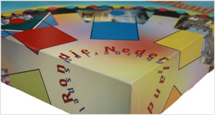 Rondje Nederland; leerboek ik spelvorm