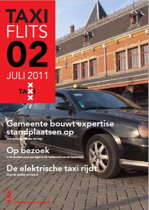 Nieuwsbrief voor gemeente Amsterdam, concept, redactie, interviews