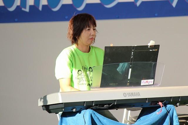 美香さんのKBで演奏にうーんと幅がでましたね!