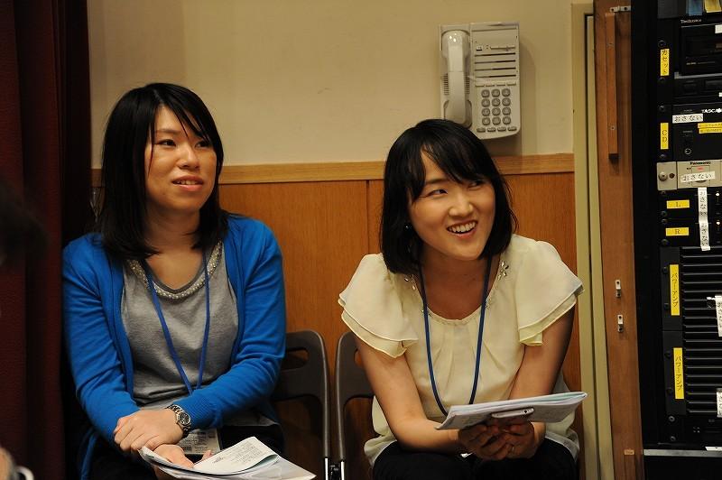 山崎さん山内さん、司会進行有難うございました