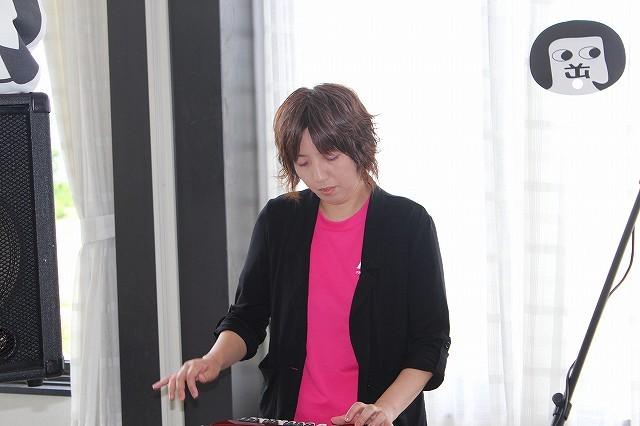美香さんのビオリラ音色に場内シーン!どんな楽器なのと質問がありました