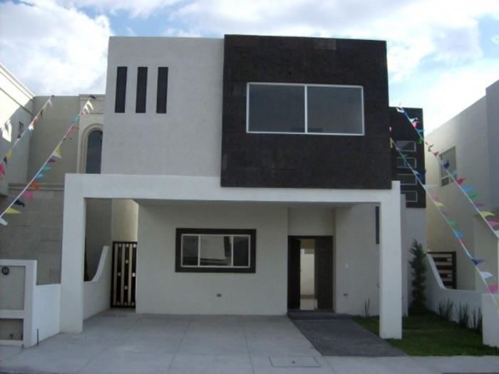 Inmuebles en venta renta hem bienes raices for Fachadas de casas de dos pisos sencillas