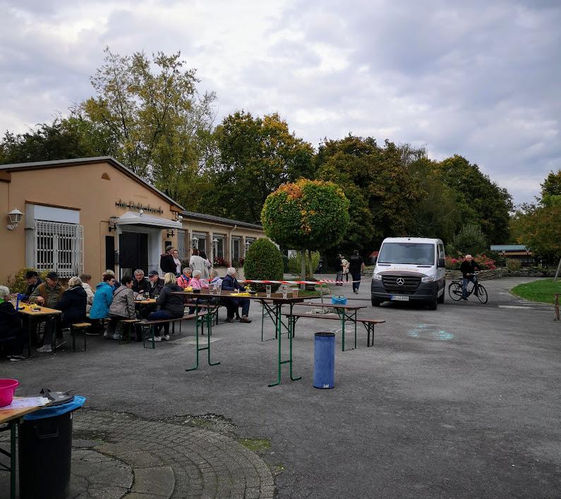Catering Service für das Seminar
