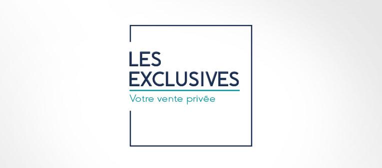 LSZ Communication - Graphiste - Directrice artistique freelance Nantes - #lepetitoiseaudelacom - MOBILIER DE FRANCE - Logo événementiel - Les exclusives - Agence caribou
