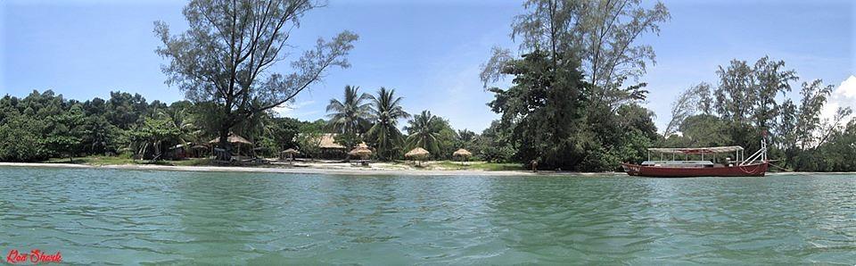 Boat Trip to Koh Ta Kiev Island from Sihanoukville