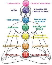 7 Chakras principaux