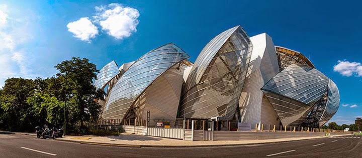 Парижский музей современного искусства от Френка Генри