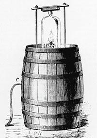 Подводная лампа-вспышка Луи Бутана