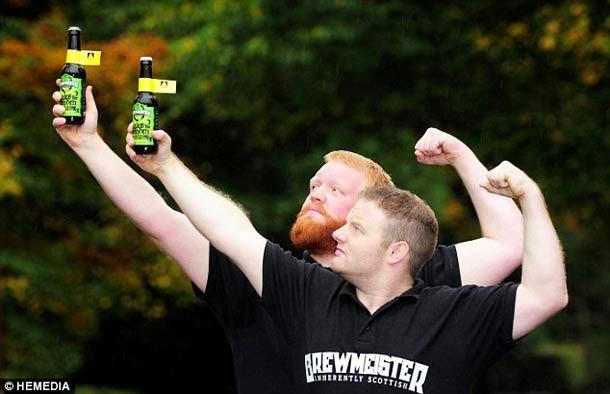 Пиво пиву рознь, или может быть пиво крепче водки?