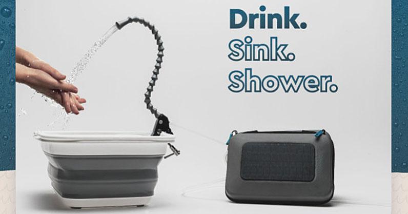 GoSun - это не просто фильтр для воды
