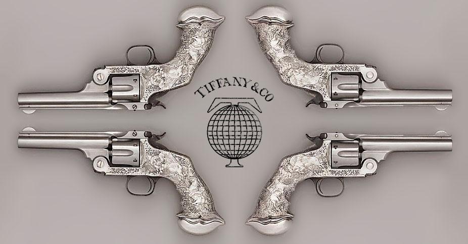 Оружейный тюнинг от Tiffany & Co.