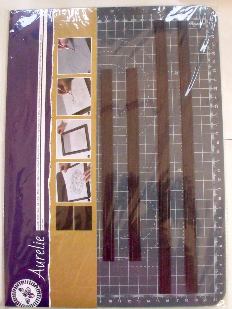 Magnetic craft board - Aurelie Magnetic Design Board And Magnetic Strips